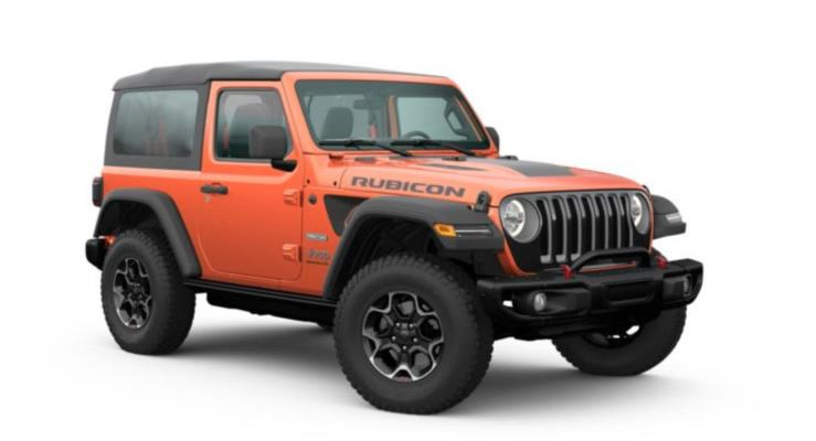 Off-Road Canavarı: 2020 Jeep Wrangler Rubicon Recon