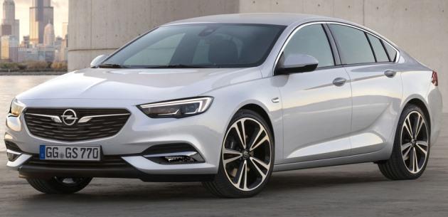 Opel Insignia Grand Sport Motor Seçenekleri