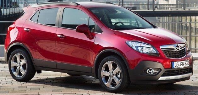 Opel Mokka 1 6 Dizel In Teknik Ozellikleri
