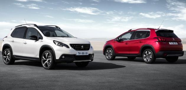 Peugeot 2008 Modeli için de Gerçek Tüketim Değerlerini Yayınladı