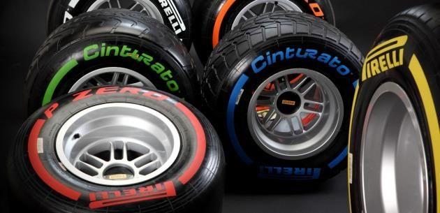 Pirelli'nin Formula 1'deki geli�imi