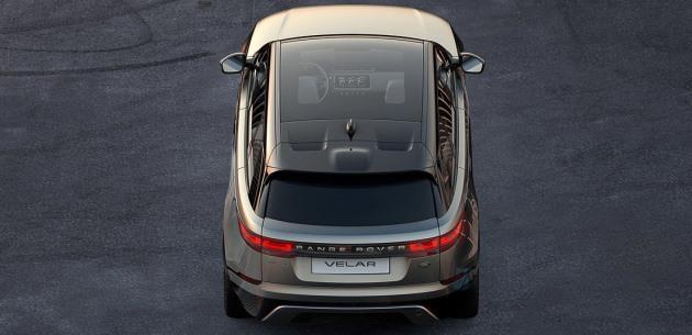 Range Rover Velar 1 Mart'ı Bekliyor