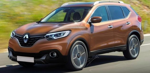 RENAULT D SEGMENT� SUV'S�N� 2016'DA TANITACAK