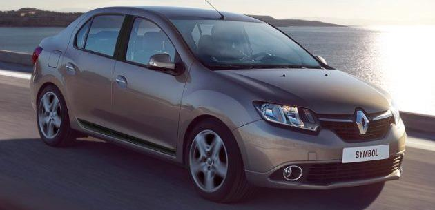 Renault Symbol Dizel Otomatiklendi