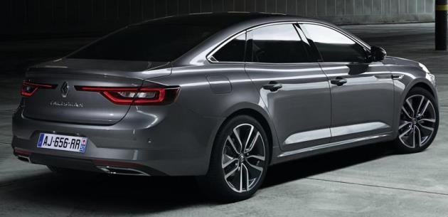 Renault Talisman Motor �zellikleri
