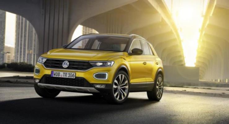 VW T-Roc Özelllikleri ve Detayları