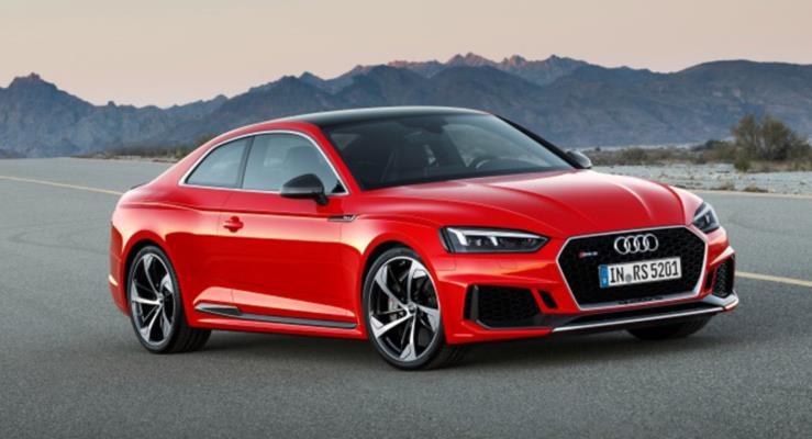 RS modelleri arasındaki gran turismo: Yeni Audi RS 5 Coupe