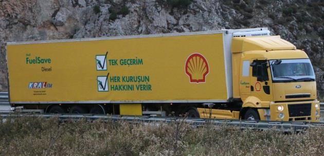 Shell FuelSave T�r� yeniden �stanbul yolunda