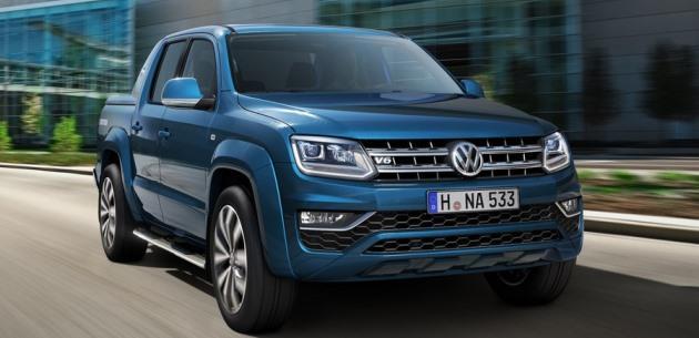 Yeni VW Amarok 2016 Detaylar� ve �zellikleri