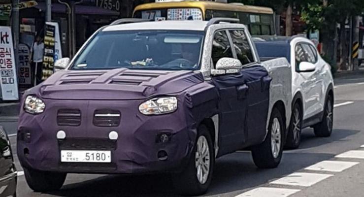 SsangYong Q200 ortaya çıktı