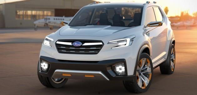Subaru'nun 2015 Tokyo Fuar� Yenilikleri