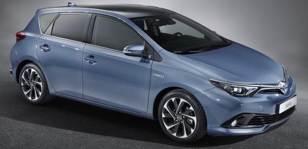 Toyota Avrupa�n�n Hibrit Lideri Olmay� Hedefliyor