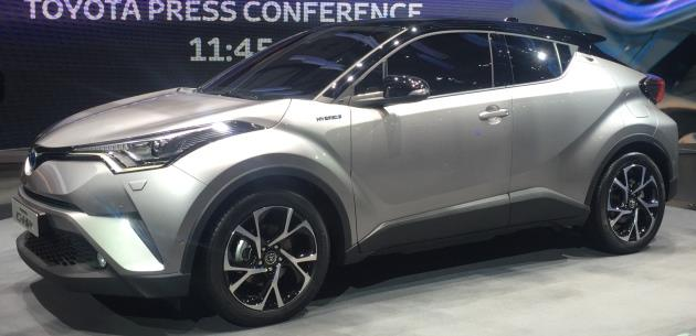 Toyota C Hr özellikleri Ve Ilk Bilgileri