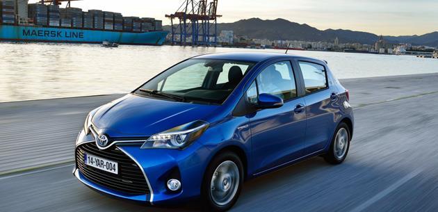 Toyota'dan Aralık kampanyasıyla cazip fiyatlar