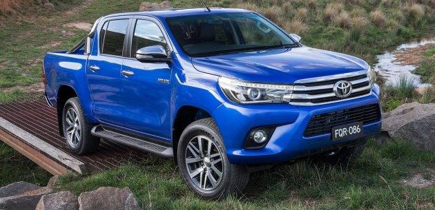 T�rkiye Pikap Sat��lar�nda Toyota Hilux Lider