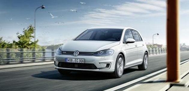 Volkswagen, yeni e-Golf modelini Dresden'de de üretecek