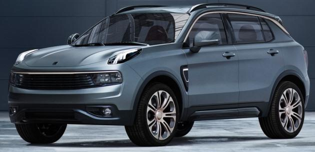 Volvo Destekli Yeni SUV: Lynk & CO 01 �zellikleri ve Detaylar�