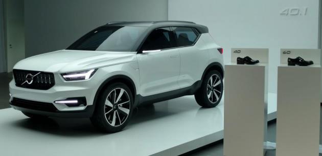 Volvo�nun Yeni 40 Serisi Kilit Rol Oynayacak