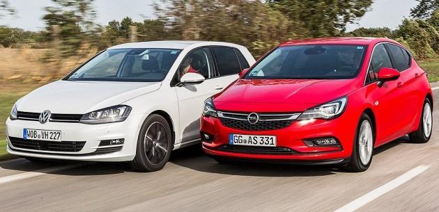 VW Golf ve diğer kompakt otomobiller SUV'lere mi yenik düşecek?