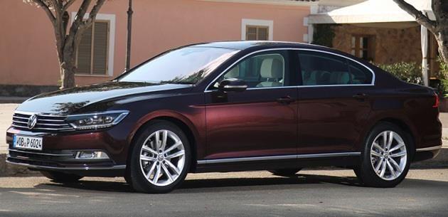 VW PASSAT 1.6 TDI DSG'N�N YEN� VE ESK� NES�LLER�N�N KAR�ILA�TIRMASI