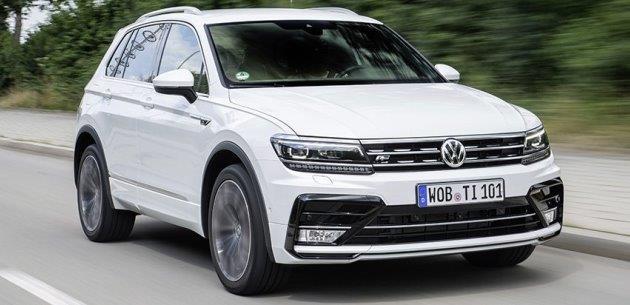 VW Tiguan i�in Y�ksek Torklu, Verimli ve �novatif Yeni Motorlar