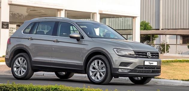 VW Tiguan'ın üretimi Hindistan'da başladı