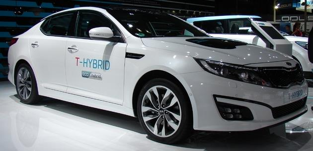 VW'nin Dizel Skandal� Kia�n�n Yar� Hibrit Sistemini Zora Soktu
