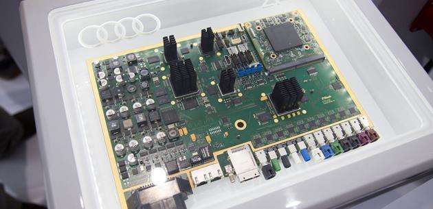 Yapay zeka ile otonom sürüş: Audi, elektronik sektöründeki en iyi firmalarla ortaklık kuruyor