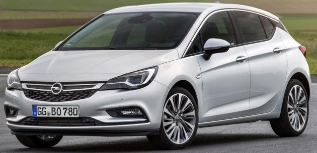 Yeni 160 hp'lik Opel Astra 1.6 Dizel Almanya'da Satışta