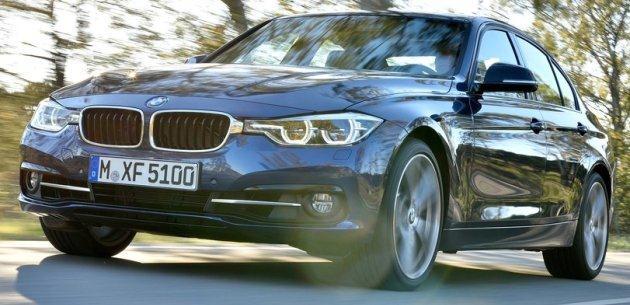 YEN� 2015 BMW 3 SER�S� F�YATI BELL� OLDU