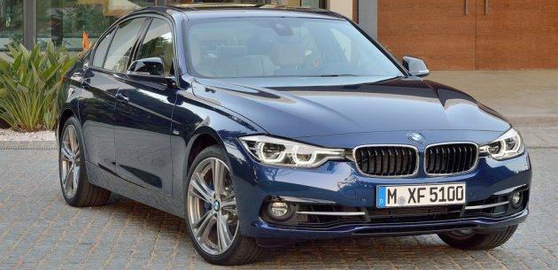 YEN� 2016 BMW 3 SER�S�, 3 S�L�ND�R MOTOR VE H�BR�T VERS�YONLA GEL�YOR