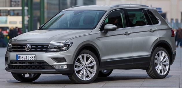 2016 Volkswagen Suv >> Yeni 2016 Vw Tiguan 1 4 Tsi Teknik Ozellikleri Aciklandi