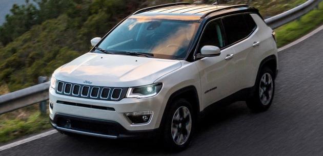 Yeni 2017 Jeep Compass (1.6 dizel) Motor Seçenekleri Açıklandı
