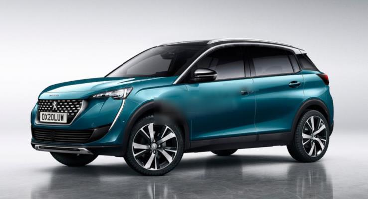 yeni 2019 peugeot 2008 k k suv iddial geliyor. Black Bedroom Furniture Sets. Home Design Ideas