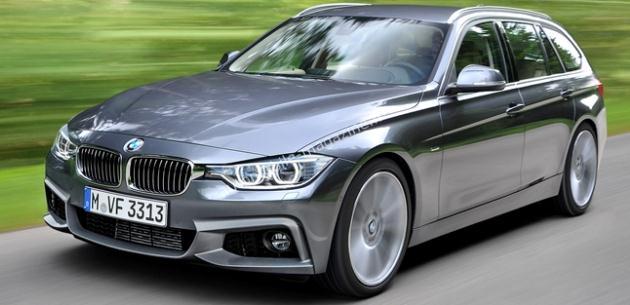 YEN� BMW 3 SER�S� 2015, 7 MAYIS'TA TANITILACAK