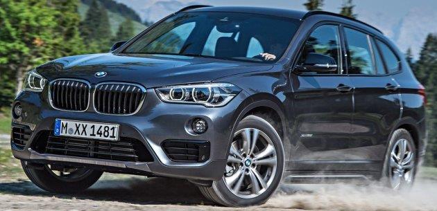 Yeni BMW X1 Fiyat� Belli Oldu