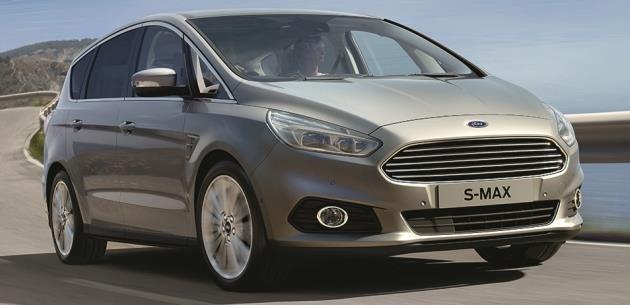 Yeni Ford S-MAX ve Ford GALAXY Fiyatlar� A��kland�