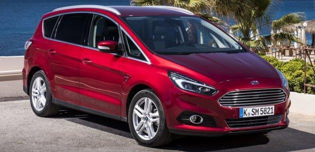 Yeni Ford S-Max ve Galaxy T�rkiye Se�enekleri ve T�m Fiyatlar�