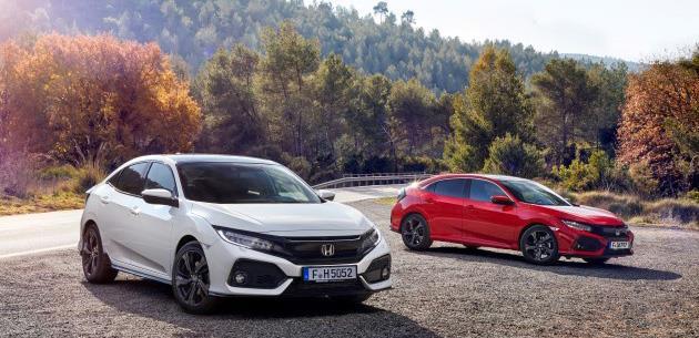 Yeni Honda Civic Hatchback Yollarda Işte Tüm Detaylar