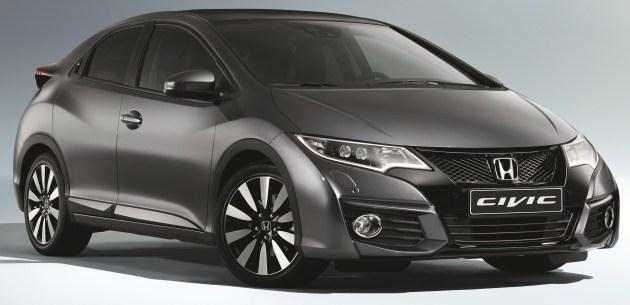 Yeni Honda Civic Hatchback Fiyati Açiklandi