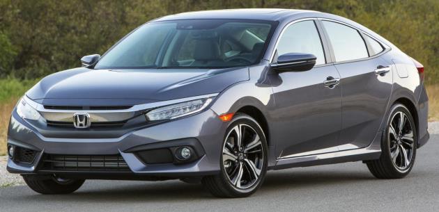 Yeni Honda Civic Sedan'da Geri �a��rma Haz�rl���