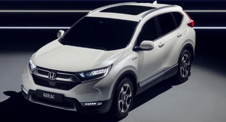 New Honda Suv >> Yeni Honda Cr V Turkiye Fiyati Aciklandi