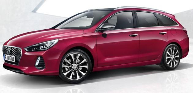 Yeni Hyundai i30 Wagon Gün Yüzüne Çıktı