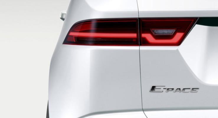 Yeni Jaguar E-Pace'den ipucu yayınlandı