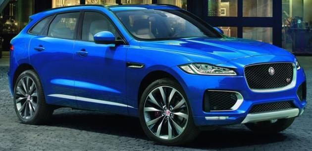 Yeni Jaguar F-Pace 2016'da Türkiye'de