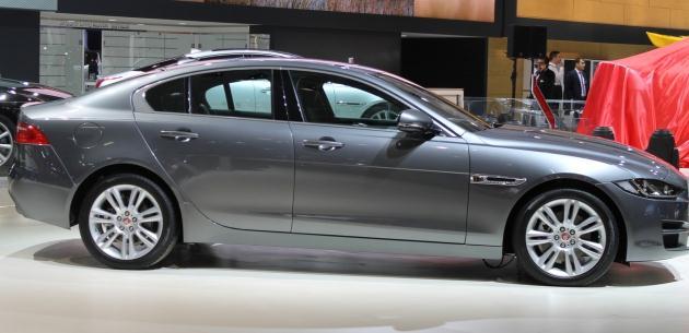 YEN� JAGUAR XE F�YATI 2015 �STANBUL AUTOSHOW'DA BELL� OLDU