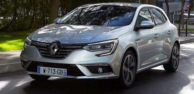 Yeni kasa Renault Megane Fiyatlar� Oyak Personeli ��in A��kland�