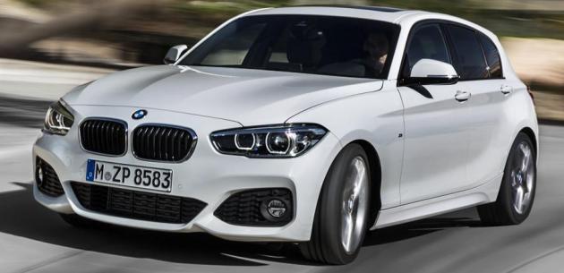 YEN� MAKYAJLI 2015 BMW 1 SER�S�N�N T�M DETAYLARI