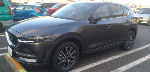 Yeni Mazda CX-5 broşürü internete sızdı