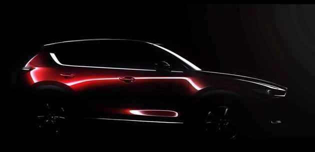 Yeni 2017 Mazda CX-5, Los Angeles'da tanıtılacak
